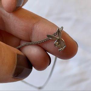 Jewelry - Playboy Bunny Charm Necklace